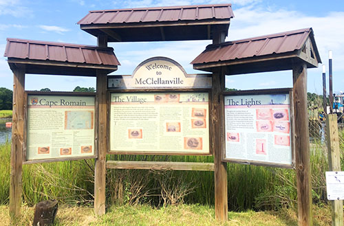 Welcome to McClellanville